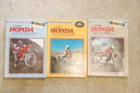 Clymer Honda Motorcycle Manuals