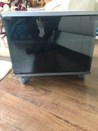 Entertainment Unit, End Table or Bedside Tables