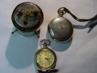 OLD CLOCKS/PocketWatches