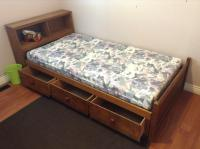 Free - Mate's bed. Good condition.