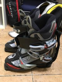 Head Ski Boots (Size 8.5-9) with Bag