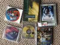 Lots of DVD's including Entertainment/movies, Gaming, Educa