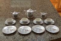 1950's Childs China Tea set