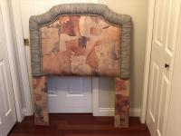 Upholstered Single Bed Headboard