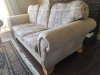 3 Piece Sofa Set & Matching Tables- Great Condition - $99 o