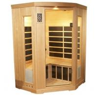 Sauna, 3 Person working