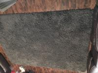 Carpet dark mahagony colour