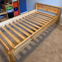 Twin Pine Bed Frame