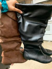Girl/Woman Boots / style / winter