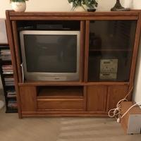 TV and entertainment centre ...FREE