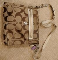 Coach cross body bags