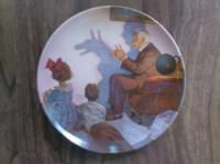 Collector Plate - The Shadow Artist