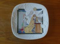 Collector Plate - The Annunciation