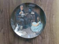 Collector Plate - The Story Teller