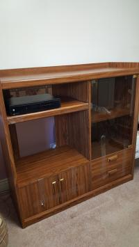 FREE ENTERTAINMENT CENTRE