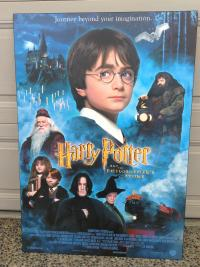 Harry Potter Poster Board