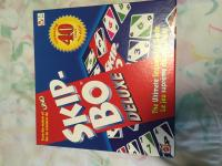 Skip-Bo Deluxe board game