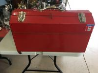Red Tool BOX - 3 Level