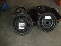 Wheels Rims for Spare or Snow Tire use