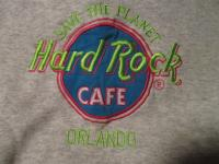 """Hard Rock Cafe"" Sweat Shirt"