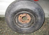 Small Trailer Tire
