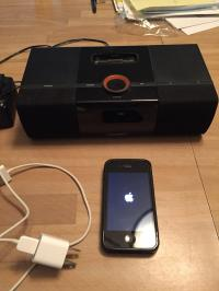 iPhone 3g and external speakers
