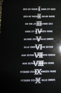 DVD: Super Bowl Box Set