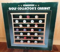 Golf Ball Collector Cabinet
