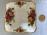 Royal Albert Old Country Roses candy dish