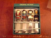 Debbie Mumm Christmas Nutcracker Spreaders Set