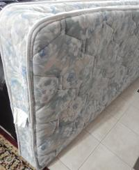 Single and double sizes Mattress with Box spring