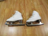 Girl's and boy's skates