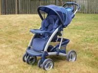 Graco Baby Stroller (Blue)