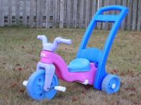 Fisher Price Tricycle & Rocker