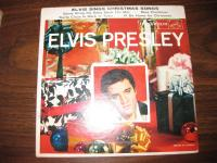 Elvis Presley Sings Christmas Songs