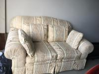 Couch-Love Seat